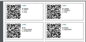 itassetmanagement.in screen options barcode