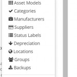 ITASSETmanagement.in live screenshot admin