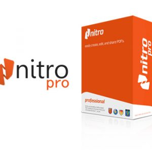 Discount on pdf nitro pro