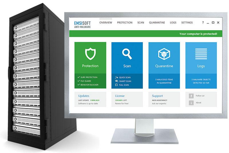 Image result for Emsisoft Anti-Malware logo