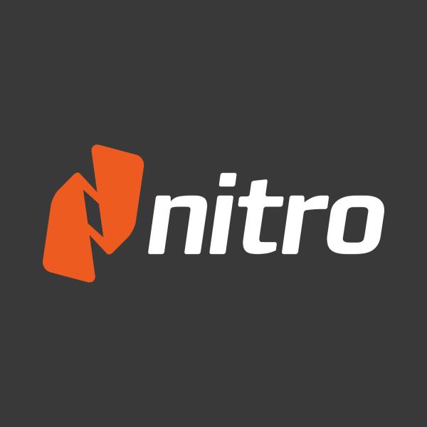 Discount on pdf nitro
