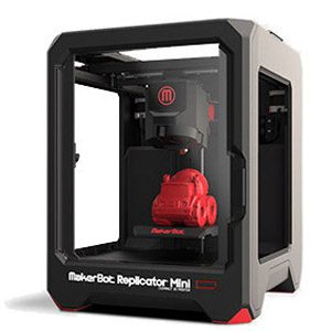 discount on markerbot mini 3d printer