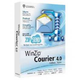 Cashback on winzip courier 4