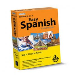 save money on learning spanish software