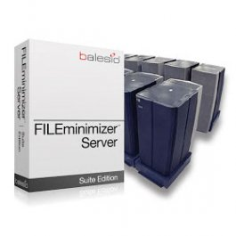 Cashback on file minimizer for server
