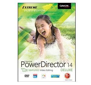 PowerDirector 14 Deluxe