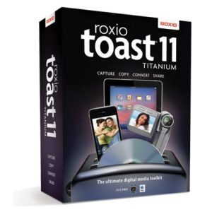 Roxio Toast 11 Titanium For Mac System