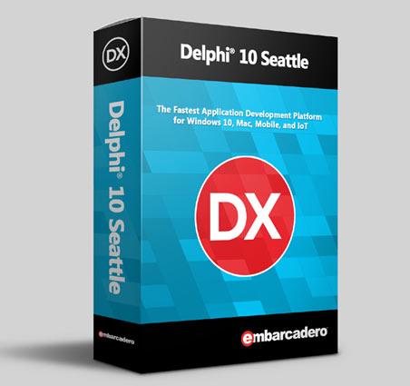Embarcadero delphi 10 seattle download sites