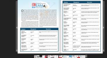ITM in news for Enterprise Asset Management