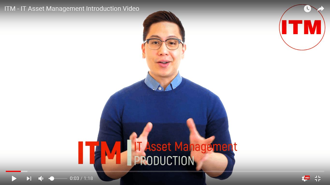 ITM Introduction video cloud asset management